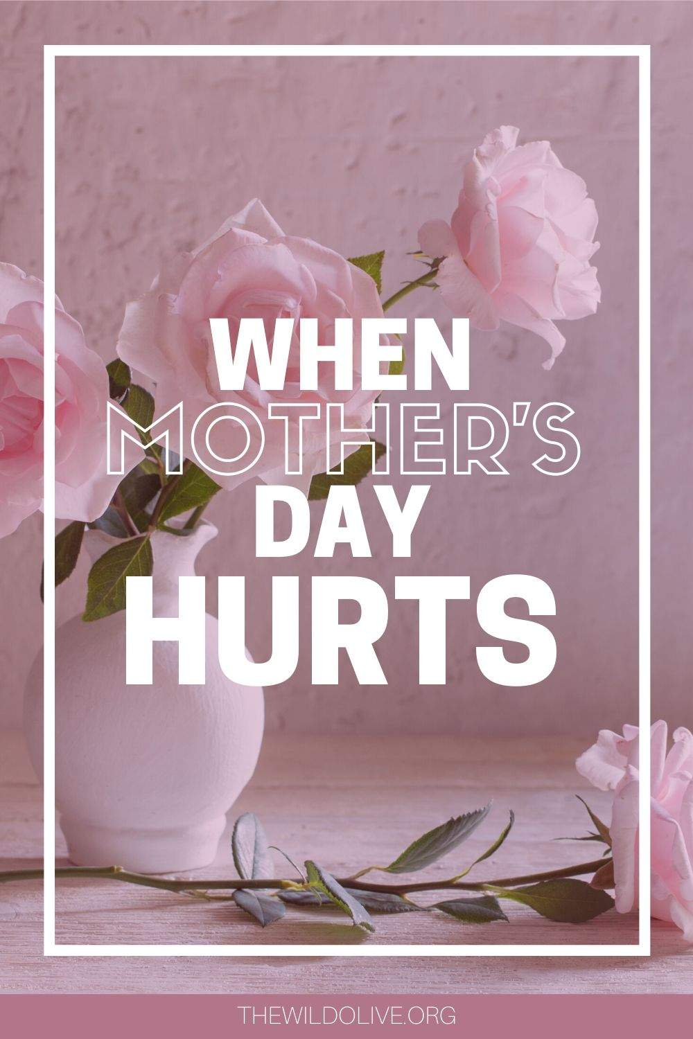 ways to cope when Mother's Day hurts